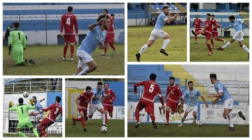 Serie D: Sanremese-Pro Dronero 2-0, gli highlights dell'incontro (VIDEO)