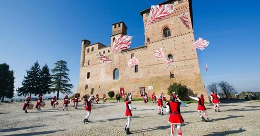 Il castello Cavour di Grinzane, sede dell'annuale convegno promosso dall'Ugivi