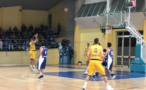 Basket Serie C Silver: ancora un passo falso casalingo per la C.R. Saluzzo