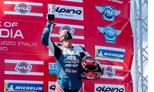 Supermoto: fantastico doppio podio Europeo per Cucchietti e Negri!