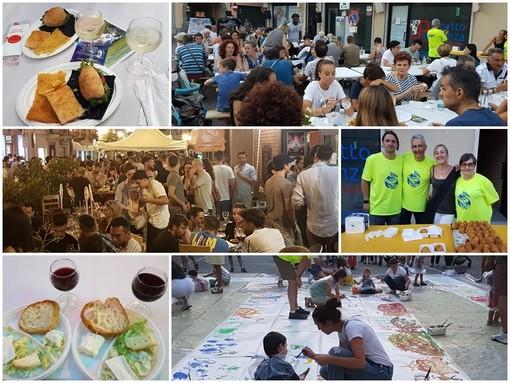 Buona la prima: un successo la serata Aperilive di Borgo San Dalmazzo (FOTO)