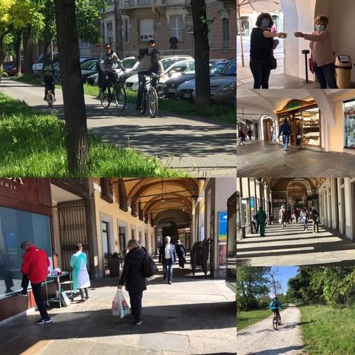 Oggi, un anno fa, l'Italia usciva dal lockdown: anche a Cuneo iniziava la #fase2 [VIDEO]