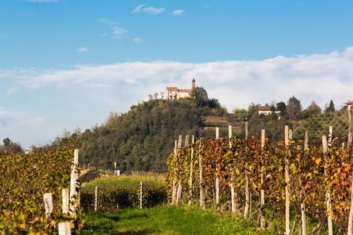 La chiesa di San Servasio a Castellinaldo d'Alba