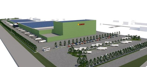 A Fossano sorgerà un polo logistico Conad di 50 mila metri quadri: previste 150 nuove assunzioni