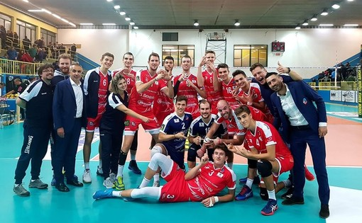 (foto - pagina fb cuneo volley)