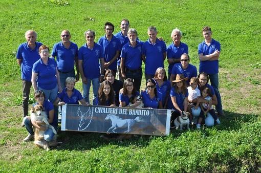 Benedizione dei cavalli a Bra per la festa di Sant'Antonio Abate, protettore degli animali