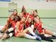 L'Under 18 dell'UBI Banca S.Bernardo Cuneo continua a condurre il proprio girone (credit Cuneo Granda Volley)
