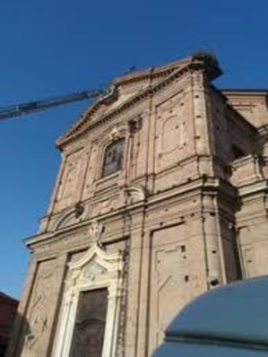 Racconigi rinnova i voti alla Madonna durante la messa delle Palme trasmessa in diretta streaming da San Giovanni