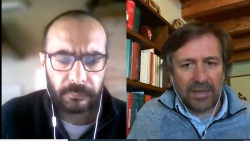 """Giancarlo Arneodo, presidente Consorzio Socio Assistenziale del Cuneese: """"Mancanza di mascherine ci preoccupa anche se la situazione sta migliorando"""" (VIDEO)"""