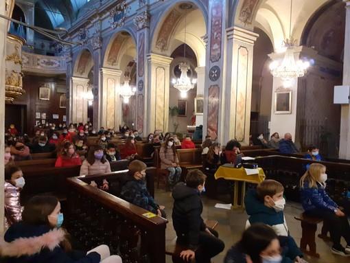 Riparte il Catechismo in presenza nella parrocchia di Borgo San Dalmazzo