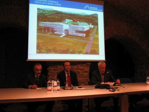 Ospedale di Verduno: sarà pronto per fine 2015
