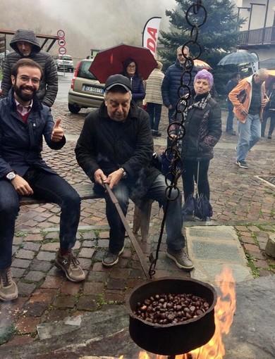 La pioggia non spaventa gli Amici di Valcasotto