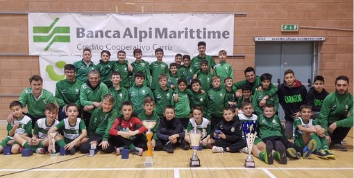 Calcio giovanile: Caraglio protagonista al XXI Torneo di Cuneo