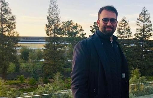 Il sindaco di Chiusa di Pesio Claudio Baudino