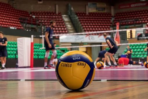 Volley A2 maschile - Tra poche ore il primo test-match dei biancoblu, ospite il Vpt