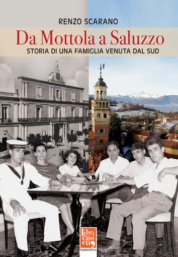 La copertina del libro di Renzo Scarano: l'artigiano è ritratto vestito da marinaio