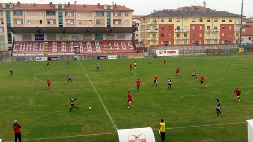 Terza Categoria: buona la prima del Cuneo FC, 3-2 in rimonta all'Enviese