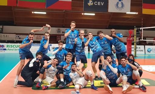 Volley maschile A2: riscatto Cuneo, Lagonegro sconfitta 3-0