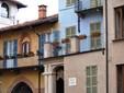 Saluzzo, la facciata del Museo Casa Pellico