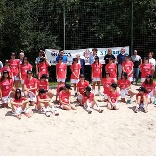 Cuneo Granda Volley e ninesquared insieme per le prossime tre stagioni, l'ufficialità al camp di Dogliani con Noemi Signorile (VIDEO)