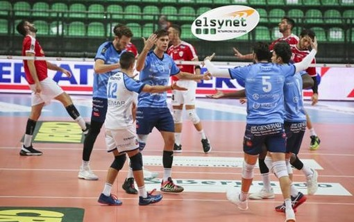 In casa Cuneo Volley arriva Elsynet