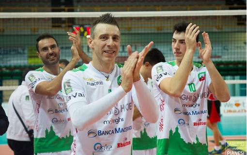 Volley maschile - Cuneo, che ritorno: riecco Cristian Casoli
