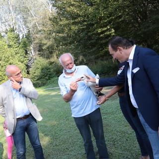 """Cirio fa spiccare il volo a """"Vita"""", cicogna recuperata dal Cras di Racconigi: """"Che sia di buon auspicio"""" [FOTO E VIDEO]"""