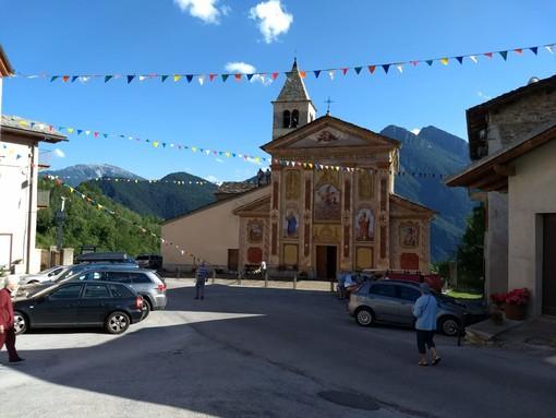 """""""Scottish Christmas in val Maira"""" a San Michele di Prazzo"""