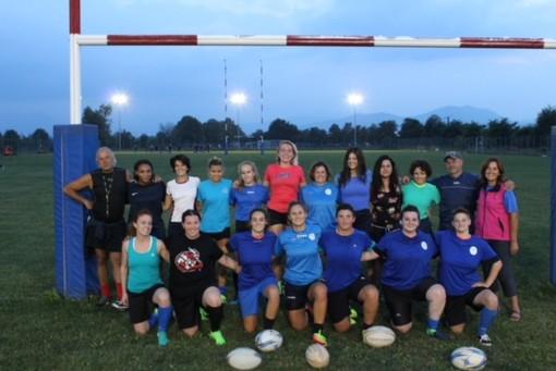 Rugby Femminile: il Cuneo Pedona ha iniziato la preparazione per la nuova stagione
