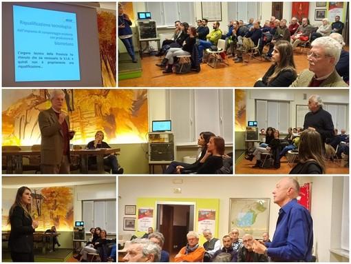 A Roccavione una serata informativa contro il biodigestore di Borgo San Dalmazzo