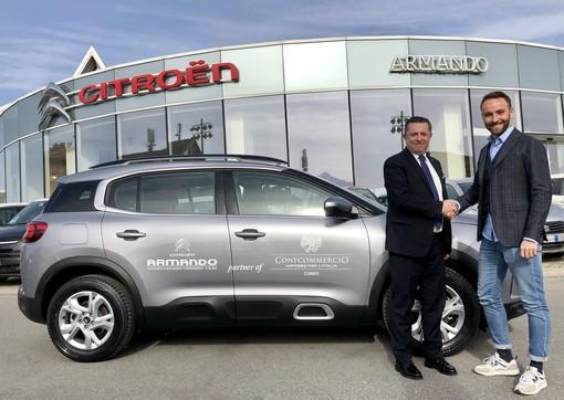 Confcommercio Cuneo viaggia con Citroën