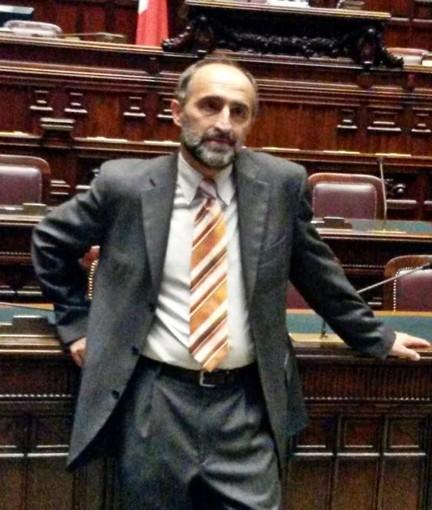 Il sindaco Cesare Cavallo