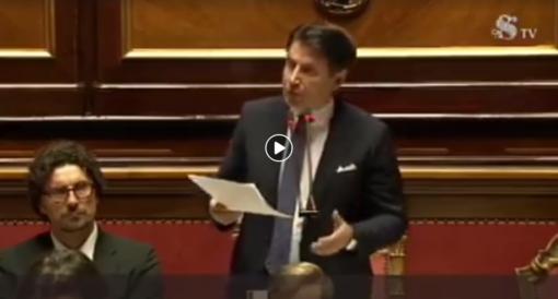 """Treni italiani prodotti in Polonia, il premier Conte: """"Il governo monitorerà le attività di Alstom per prevenire criticità a Savigliano"""" (VIDEO)"""