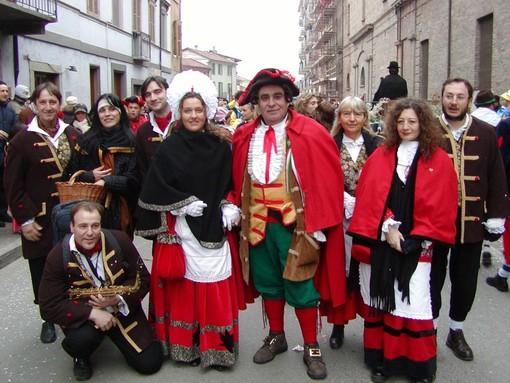 Racconigi celebra il Carnevale raccontandone la storia