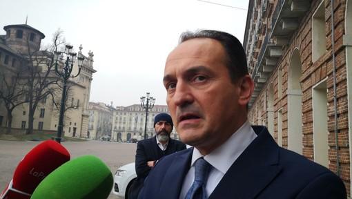 """Cirio: """"Chiudere i negozi come in Lombardia? Misura esagerata rispetto all'attuale situazione in Piemonte"""" (VIDEO)"""