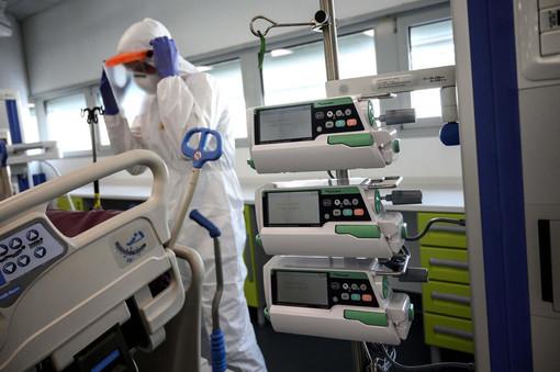 Coronavirus, in Piemonte oggi nessun decesso. Scendono ancora i ricoverati in terapia intensiva