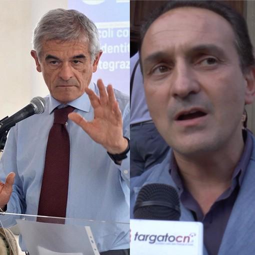 Regionali: dopo 700 sezioni scrutinate Alberto Cirio è al 45%, Chiamparino al 40