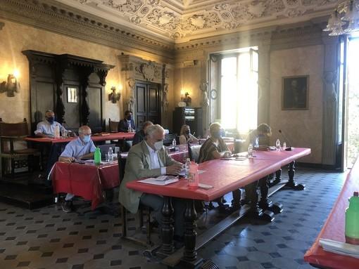 La Sala del Consiglio di Savigliano