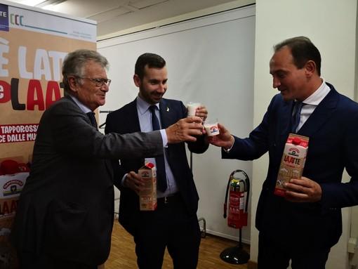 Nasce in Piemonte il 1° Latte Fresco Pastorizzato in Italia ad alta digeribilità con Beta-Caseina
