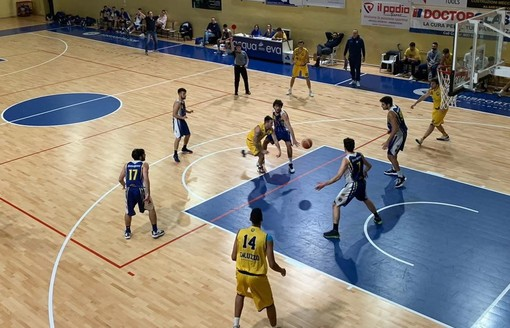 Basket Serie C Silver: nuovo stop casalingo per la CR Saluzzo