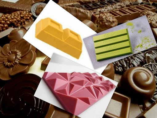 Ecco tutti i dolcissimi - e super golosi - colori del Cioccolato