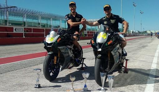 Motori: a Misano grande partenza per la Black Racing Squadra Corse di Roccavione