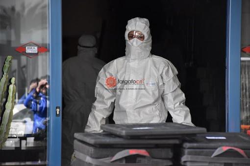 Coronavirus: in Piemonte 19 nuovi decessi, a fronte di 41 guariti e 162 in via di guarigione