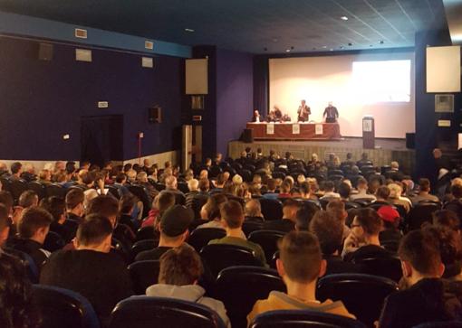 """""""Castanicoltura da frutto in Piemonte"""", grande partecipazione al convegno di Barge"""