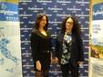 Movimento Donne: da sinistra Ilenia Pepino (delegata zonale Movimento Donne Impresa), Stefania Finotello (vicedelegata)