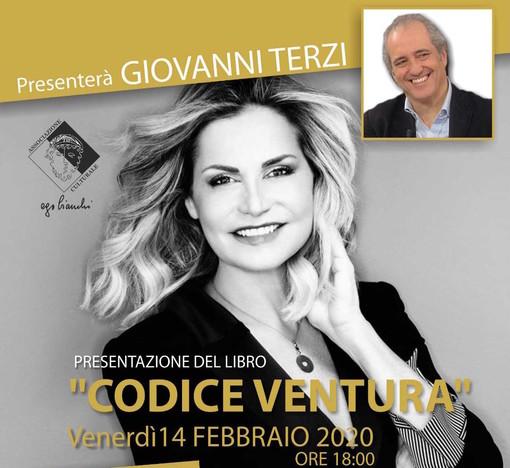 """Simona Ventura a Cuneo per presentare il suo libro """"Codice Ventura"""""""