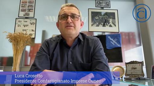 Confartigianato Cuneo, emergenza Coronavirus: l'appello di Luca Crosetto agli associati e alle istituzioni