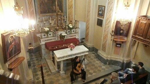 Solo chitarra, quattro concerti dedicati alle sei corde dall'Associazione Ricercare di Cuneo all'interno del progetto Giovani per l'Arte 2014 a Sommariva Bosco