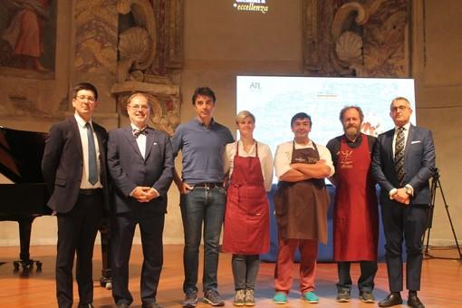 Alla Fiera del Marrone una Cena benefica a sostegno della Fondazione Ospedale Santa Croce e Carle di Cuneo Onlus (FOTO)
