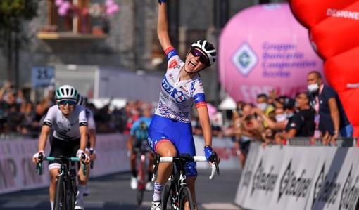 Giro d'Italia Femminile: provincia Granda protagonista dell'edizione 2021